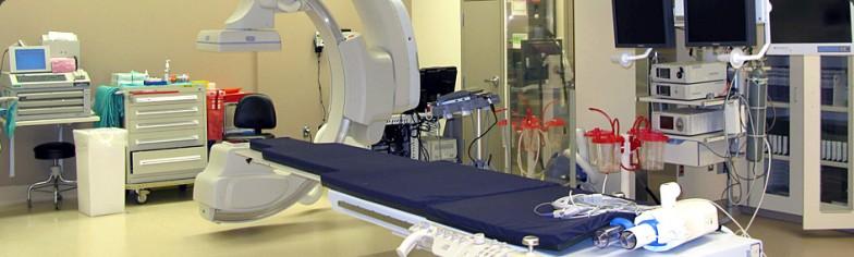 Saint Mary's Regional Medical Center Cardiovascular Suite