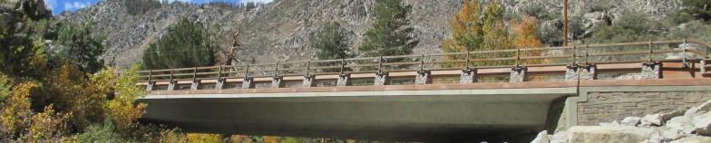 Lake Sabrina Bridge Replacement