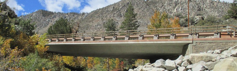 Lake Sabrina Bridge Replacement
