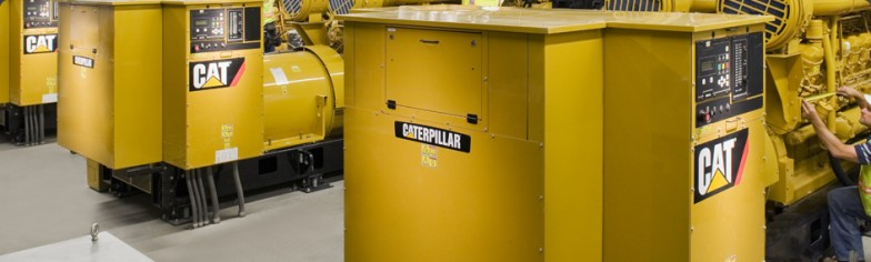 NV Energy Diesel Back-Up Generator