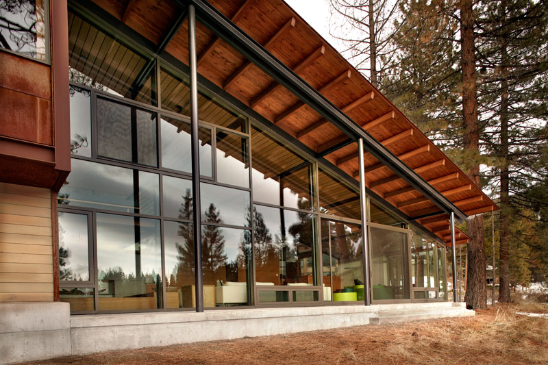 Sierra Nevada Residence Q Amp D Construction