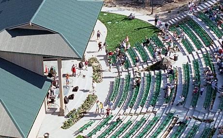 R.Z. Hawkins Cultural Amphitheater