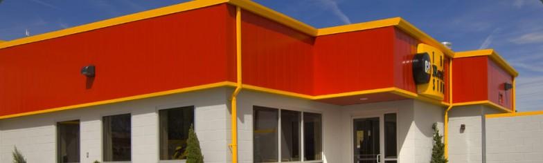 Cashman Equipment Rental Office & Repair Shop