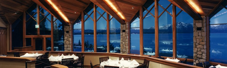 Edgewood Tahoe Golf Course Clubhouse