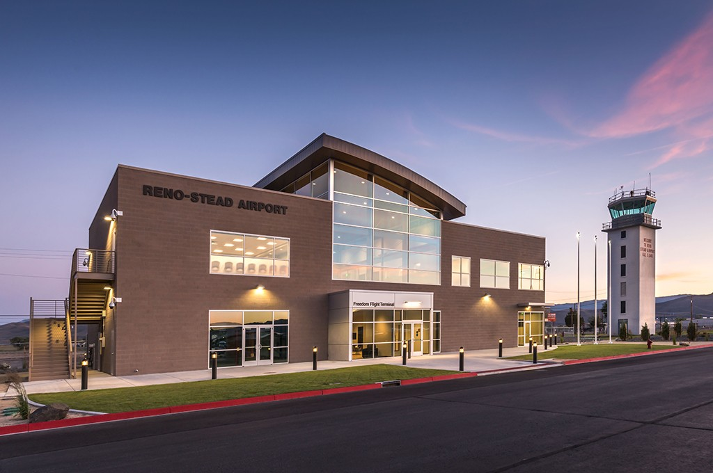 Reno Stead Airport Terminal Building Rts Q Amp D Construction