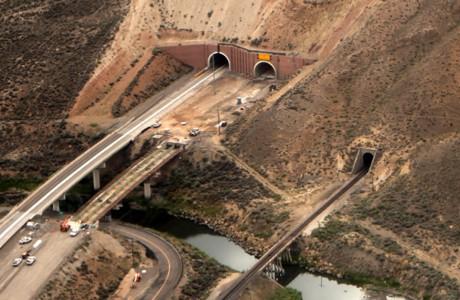 Carlin Tunnel Rehabilitation