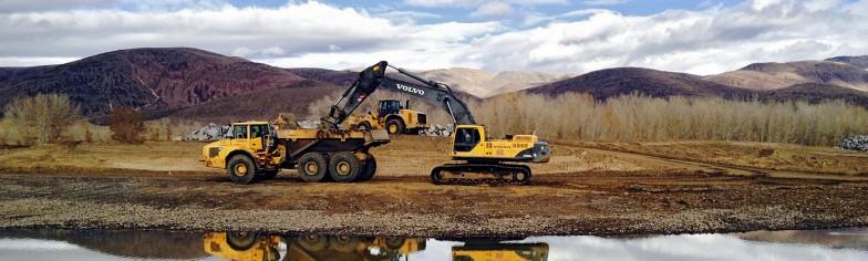 Truckee River Restoration Tracy Reach
