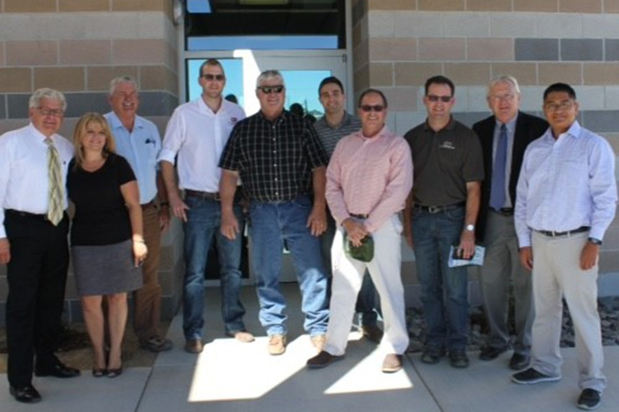 Northern Nevada Transitional Housing CMAR Ribbon Cutting
