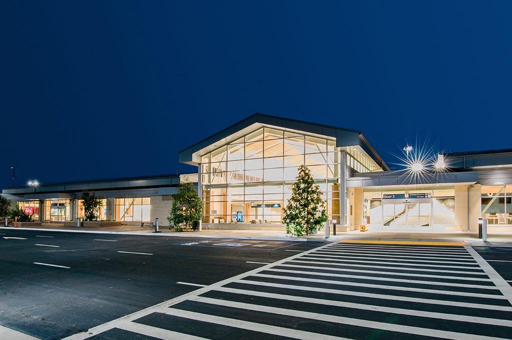 San Luis Obispo Airport New Terminal Q Amp D Construction