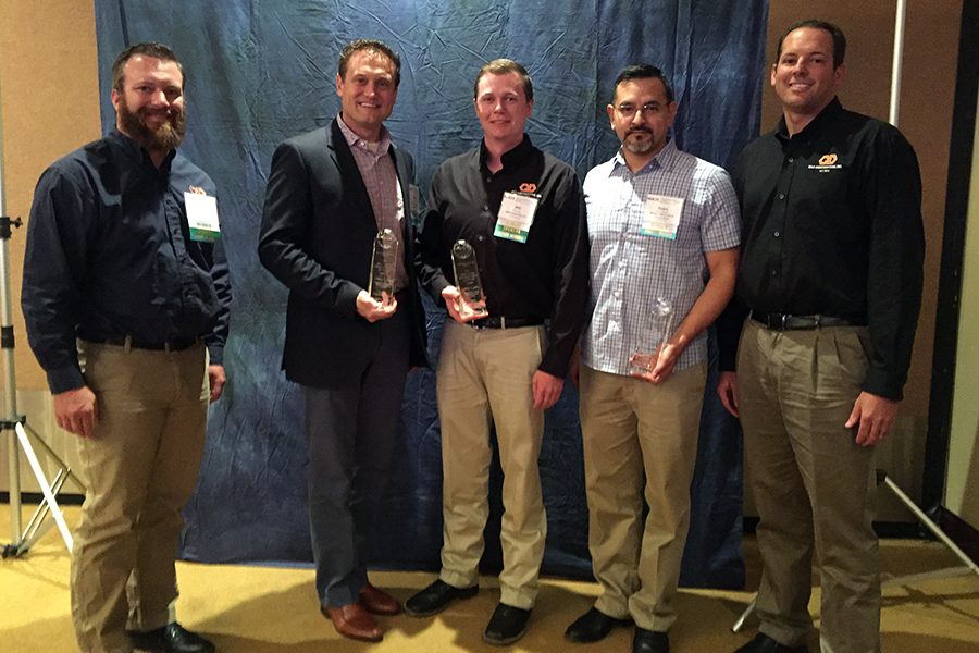 Kingsbury Grade CMAR wins Partnering Award