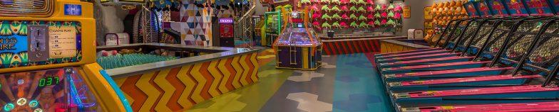 Circus Circus Reno Midway Renovation