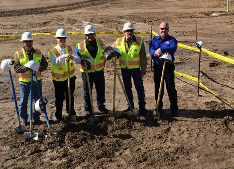 CYS breaks ground on new airport terminal