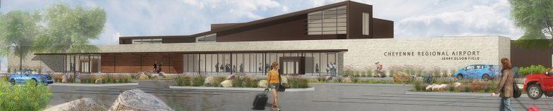 Cheyenne Regional Airport Terminal CMAR