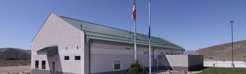 NVANG Elko Readiness Center CMAR