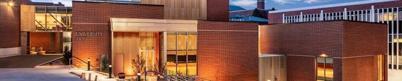 University Arts Building