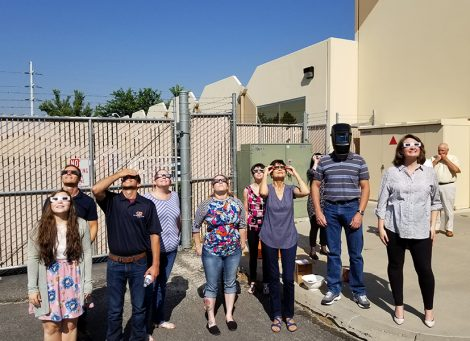 solar eclipse 2017 viewing party