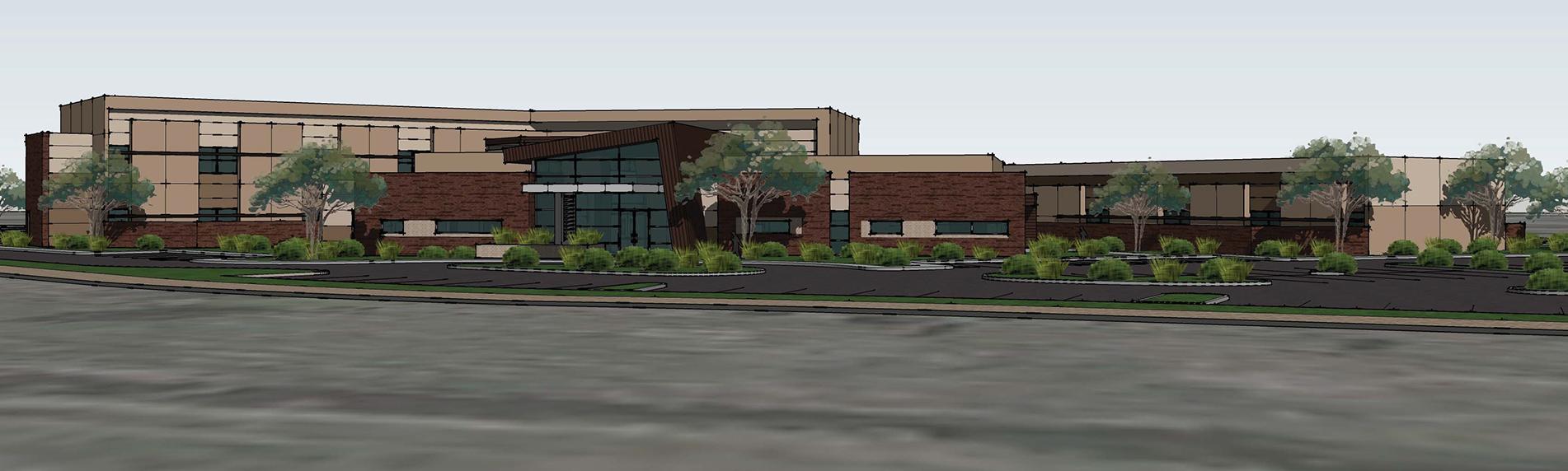 Sierra Center Behavioral Health Hospital