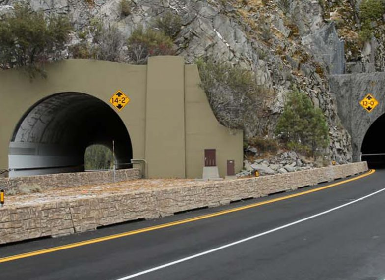 U.S. 50 Cave Rock Tunnel Extension