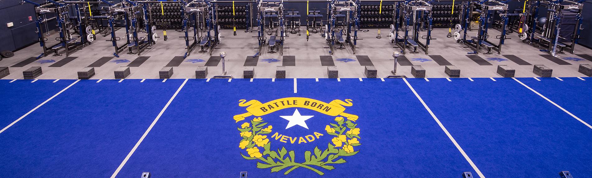 battle born nevada gym