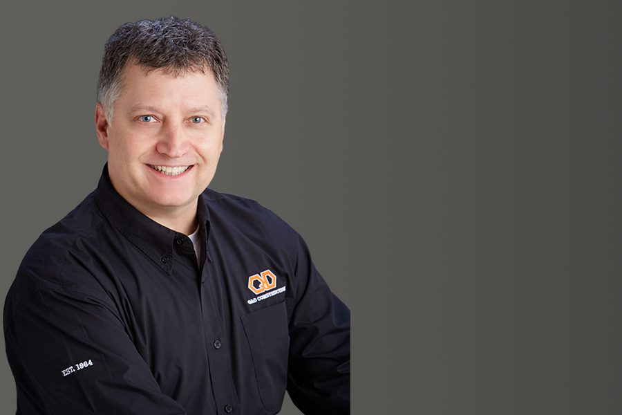 Q&D PROMOTES ROSS BLAINE TO OPERATIONS MANAGER
