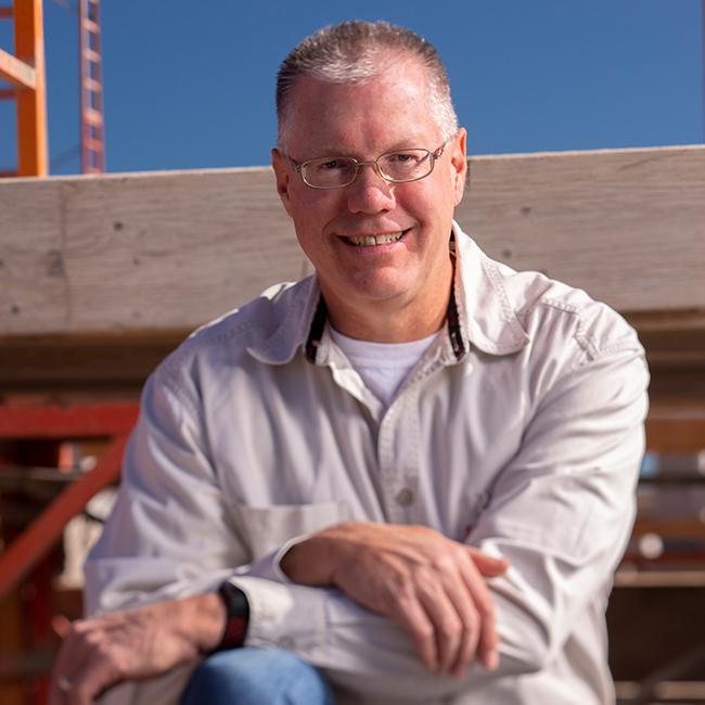 CFO - Chuck Cook