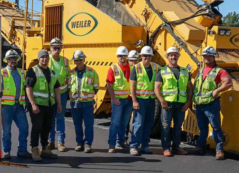 I-80 Keystone to State Line Reconstruction