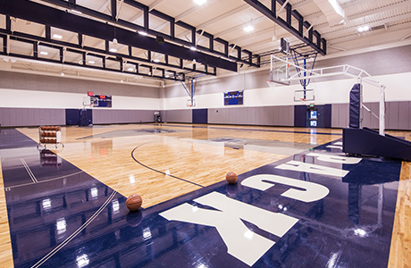 ramon sessions basketball performance center remodel