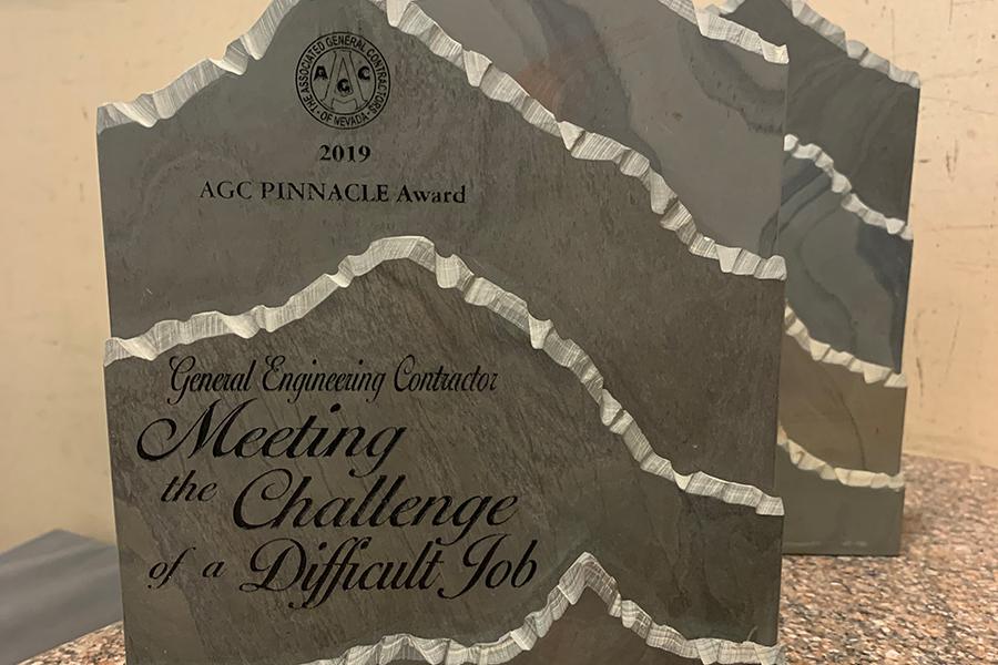 Nevada Chapter AGC Awards