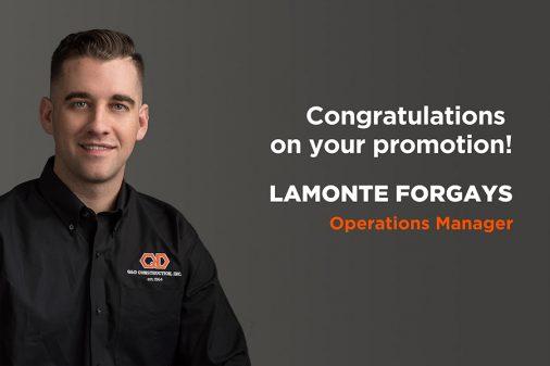 lamonte promotion