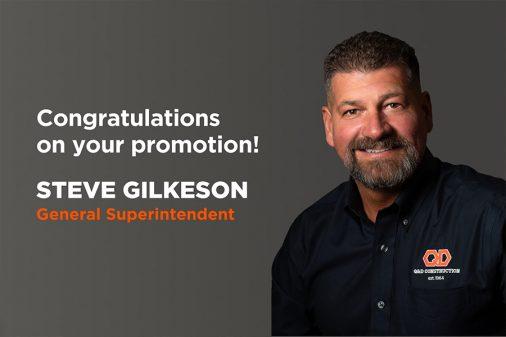 steve promotion