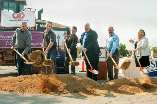yerington breaks ground on new project
